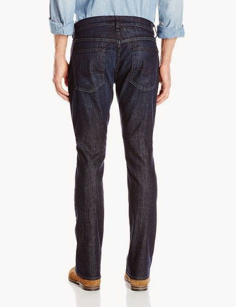 7 For All Mankind Men's Brett Modern Bootcut Jean with Pocket