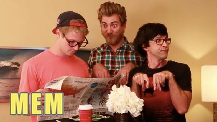 How Animals Eat Their Food Part 2 | MisterEpicMann with RhettandLink