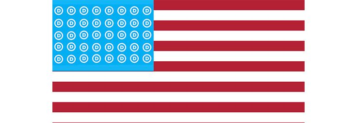 Our flag has been subverted by traitors who are dismantling every principle on which this nation was built. Democrats, it's time to show this country the real meaning of patriotism.