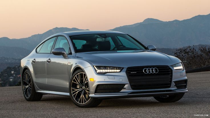 2016 Audi A7 (US-Spec) Wallpaper