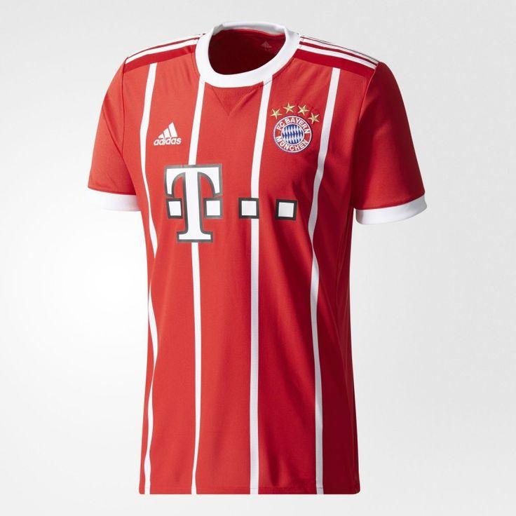 Maillot Bayern Munich 2017-2018 Domicile