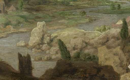 Rivierdal, Hercules Segers, ca. 1626 - ca. 1630 - Hercules Segers - Kunstenaars - Ontdek de collectie - Rijksmuseum