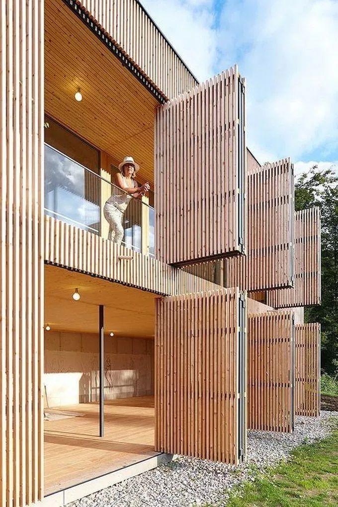 Holzbauten in der steiermark
