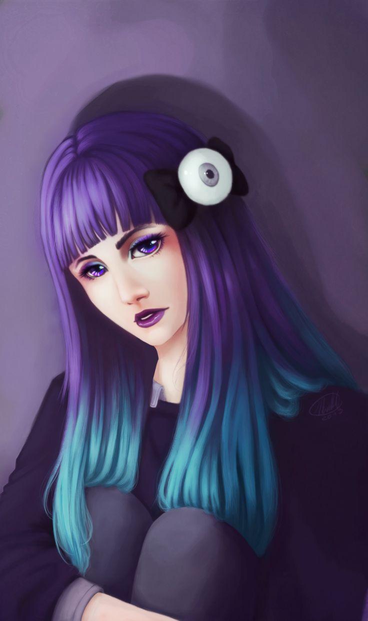Gothic elegance by Nataly1st on DeviantArt