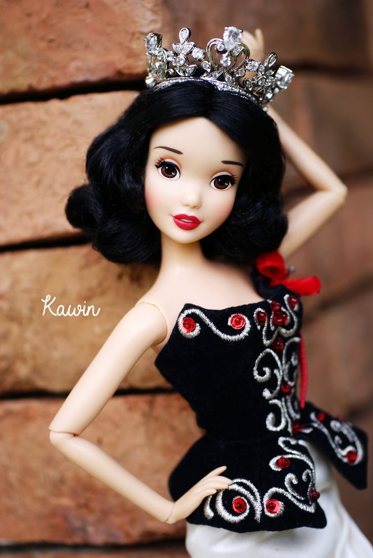 Jessica rabbit special edition doll by disney collectors dolls dark -  Snow White By Kawin Flickr 24 15 2 Disney Dollsbarbie Dollsnow White