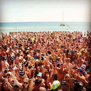 Panama City Beach Spring Break 2017 We To Under 25s Blog Fresh Pinterest And