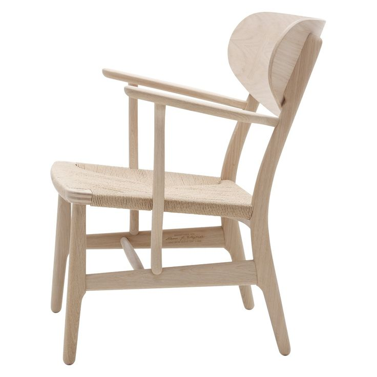 Chair Soaped Oak Inscribed Limited Edition