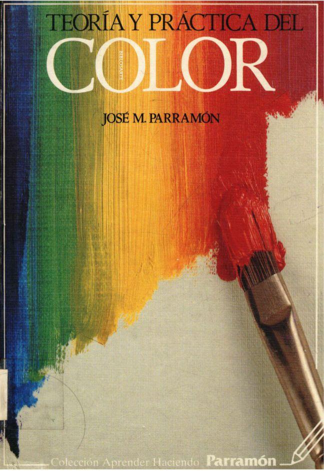 parramn jos teora y prctica del color color theoryfree booksgoodies color - Books On Color Theory