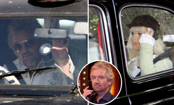 Noel Edmonds has released a raunchy dance track using suggestive catchphrases from Deal or No Deal under the name he uses for a blow-up doll...