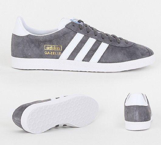Adidas Originals - Gazelle OG Trainer :  Full round Floor Price