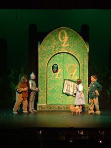 Wizard of Oz on Pinterest | Wizard Of Oz, Set Design and Wizards