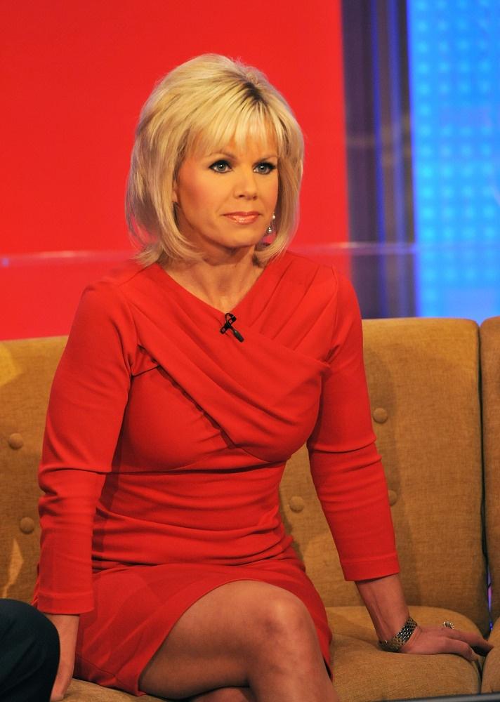 Gretchen Carlson - morning talk-show host.