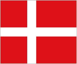 Denmark  Location: Europe  Status: UN Member Country  Capital City: Copenhagen (København)  Main Cities: Århus, Odense, Ålborg, Esbjerg  Population: 5,180,000  Area: 43,090 km2  Currency:1 Danish krone = 100 øre  Languages: Danish  Religions:Lutheran
