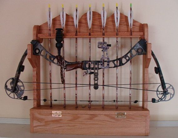 Wooden Archery Rack Woodworking Projects Amp Plans