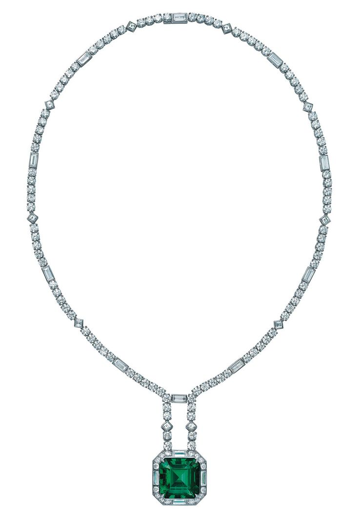 #TiffanyAndCo - #Tiffany - #Necklace from #TiffanyMasterpieces 2016…