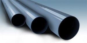 Pipa PVC banyak digunakan dalam instalasi air rumah tangga