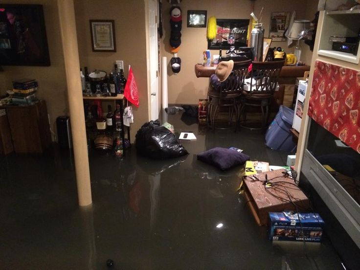 Likeness of The Right Ways to Clean Flooding Basement Problem