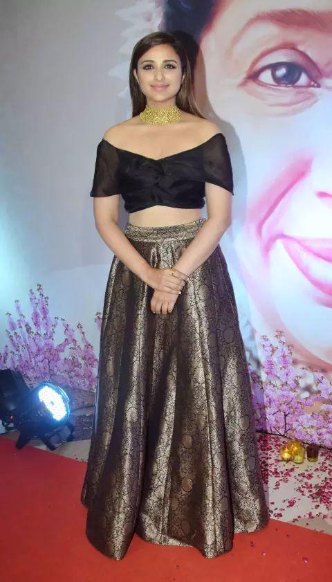 Bollywood actress Parieniti chopra