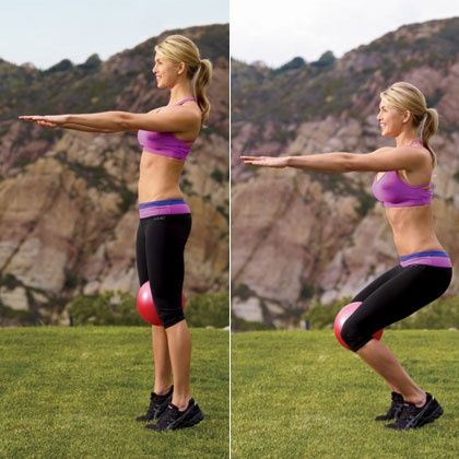 Fitness Instructor Simone De La Rue's Total-Body Workout - Simone De La Rue's Dancer Body Workout - Shape Magazine
