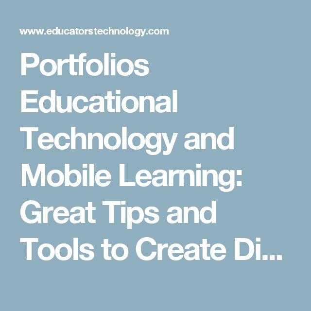 Child portfolios and journals