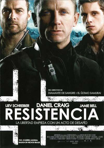 """Resistencia (2008) """"Defiance"""" de Edward Zwick - tt1034303"""