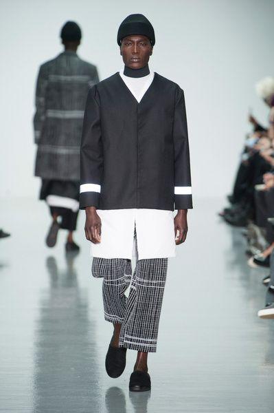London FW FW 2014/15 – Agi & Sam See all the catwalk on: http://www.bookmoda.com/sfilate/london-fw-fw-201415-agi-sam/#imgID-65536  #london #fall #winter #catwalk #menfashion #man #fashion #style #look #collection