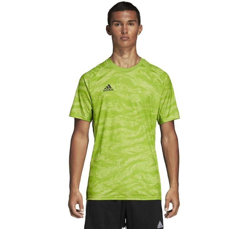 A Goalkeeper Jersey That Keeps You Dry And Comfortable On Game Day Command The Box In Comfort In This Soccer Jersey Built In 2020 Adidas Men Soccer Shop Mens Attire