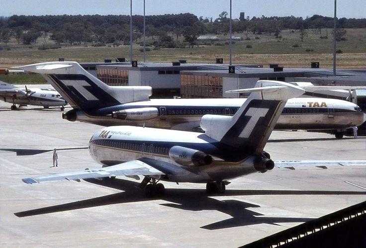 Trans Australia Airlines Boeing 727-276