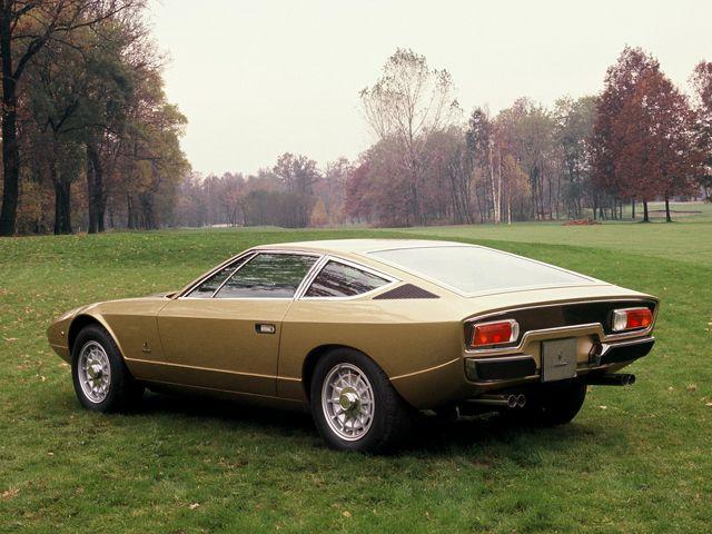1977-1982 MASERATI KHAMSIN - coachwork by Carrozzerie Bertone of Turin.