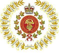 Battle Honours