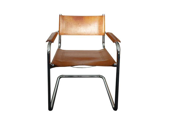 Vintage Stühle - Toller Vintage Freischwinger Stuhl - ein Designerstück von -prachtexemplar- bei DaWanda
