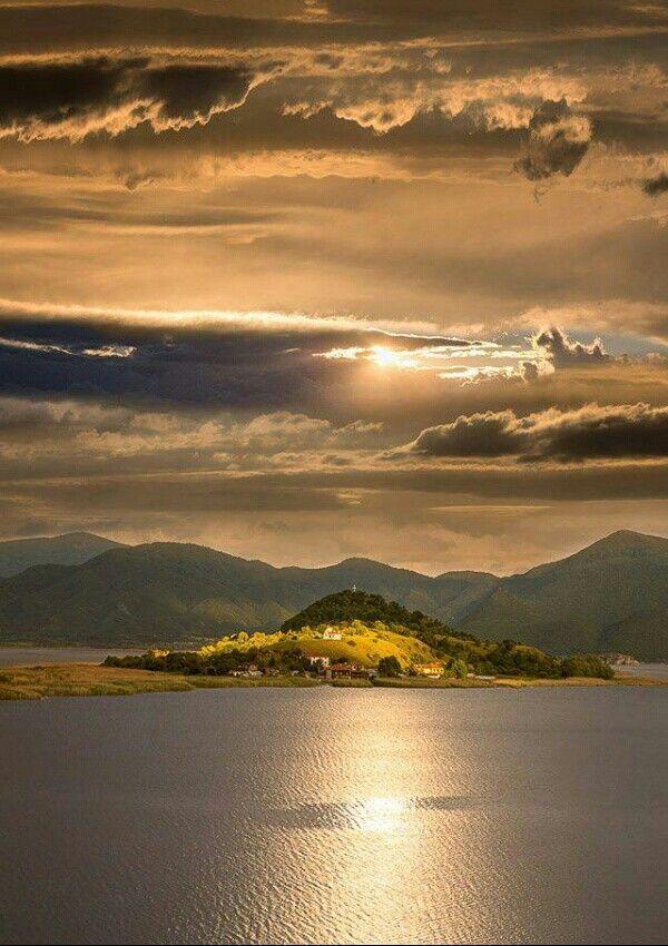 Lake Prespa, Greece