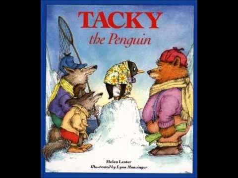 Penguin Unit: Tacky the Penguin on youtube
