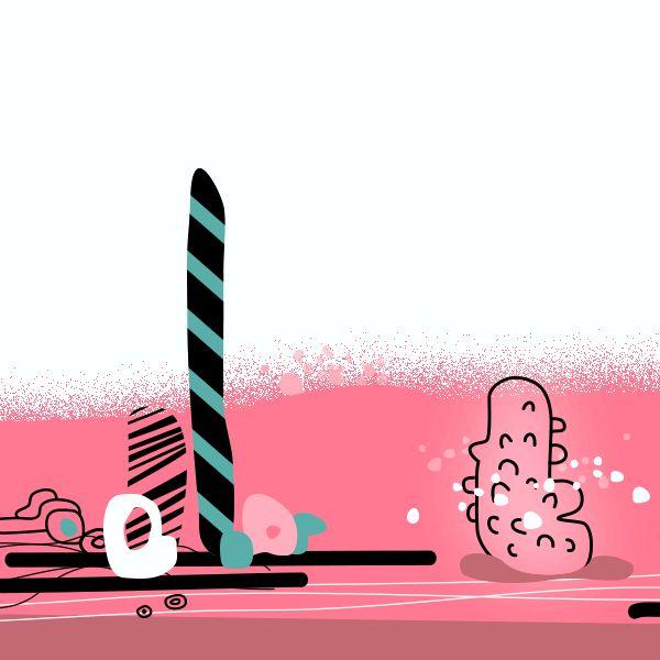 sketchbook doodle animated gif