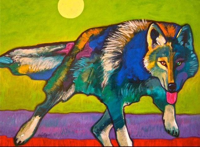Wolf by John Nieto