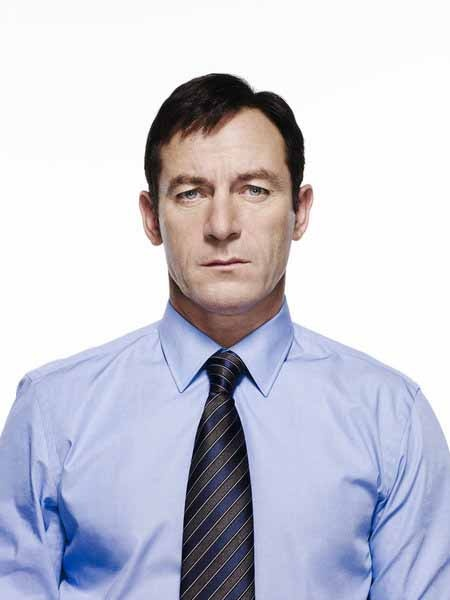 oh my god. New series coming to NBC this March. Awake, starring Jason Isaacs. Look at how WORN and HEARTBROKEN he looks. >whimper<
