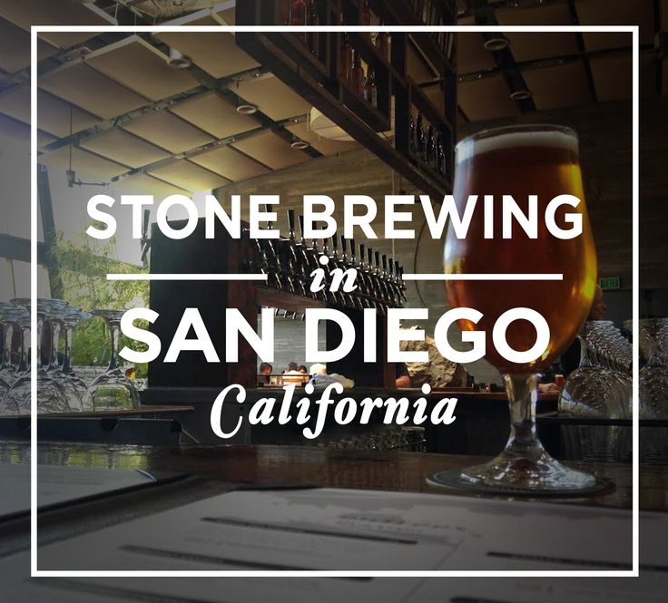 Review of Stone Brewing in Escondido, California - right north of San Diego. Check it out!