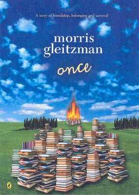 """Once"", by Morris Gleitzman - For three years and eight months Felix has lived in a convent orphanage high in the mountains of Poland. He is different from the other orphans, though, as Felix is convinced his parents are still alive and that they will one day come back to get him. But instead, the orphanage is visited by a group of Nazis."
