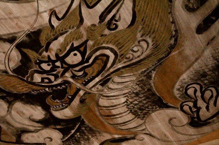 More American ceilings should take after Japanese temples. | Kamakura, Kanagawa, Prefecture, Japan 2015 | #kenchoji #dragon #temple #tatsu #ryū #japaneseart #japantrip #photography #canont5i http://tipsrazzi.com/ipost/1524969697227978654/?code=BUpx9wogjee