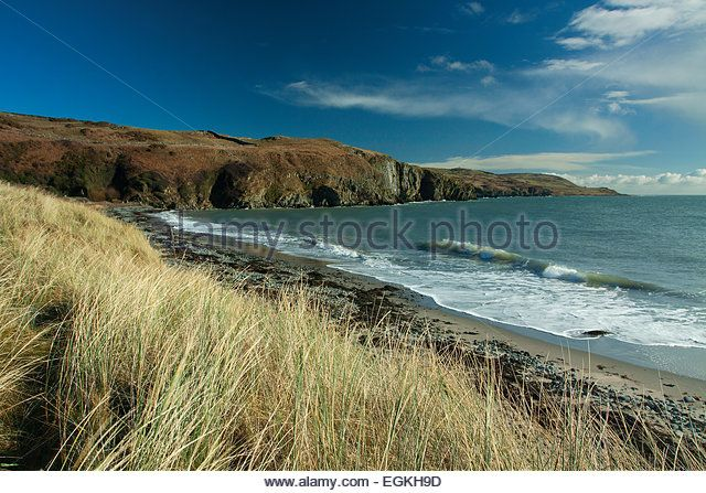 Point of Lag, The Machars, Dumfries and Galloway - Stock Image