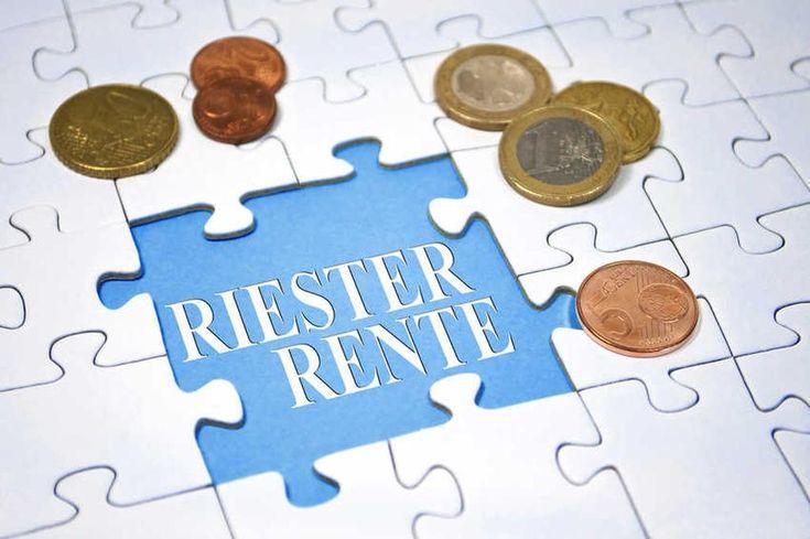 Wie funktioniert die Riester Rente?