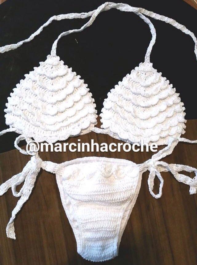 Marcinha Crochê