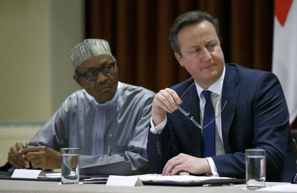 Tea time with Cladora: Nigeria: British Official Warns that Military Conf...