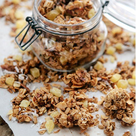 Tropical Granola - Easy to make and healthy too! This is the BEST ...