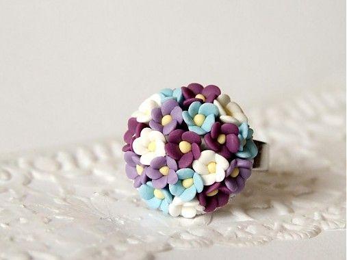 Prsteň Vôňa kvetov
