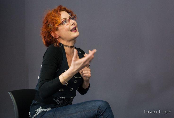 Συνέντευξη με την Πηνελόπη Χριστοπούλου - Συνέντευξη: Δημήτρης Φαργκάνης -  Φωτογραφίες: Διάνα Σεϊτανίδου