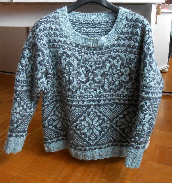 371 best nordic & fair isle patterns images on Pinterest | Fair ...