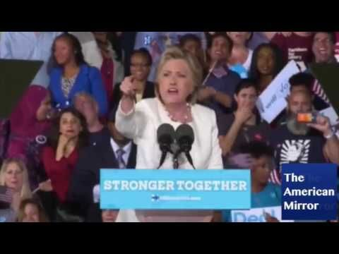Hillary Clinton explodes on Bill 'rapist' protester. Link download: http://www.getlinkyoutube.com/watch?v=nm8OfeqXjrs