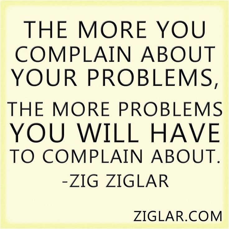 when people need to complain about Learn how to complain effectively, by focusing on what you want, and directing your complaint at the right person other people find that they just seem to end up.