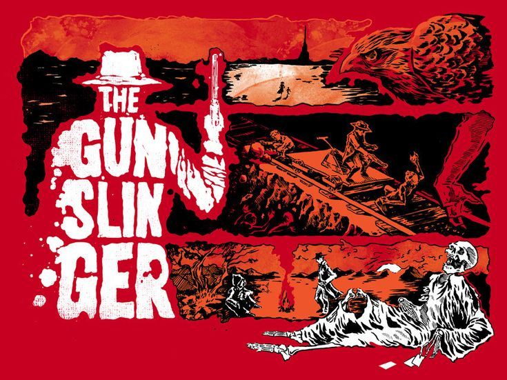 Even More Cool Art from the Stephen King Art Show - The Shining, Gunslinger and More — GeekTyrant